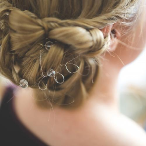 Hair for your matric dance